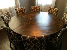 Round Dining Table   Custom