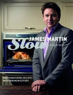 Hungarian pork goulash recipe from Slow by James Martin | Cooked