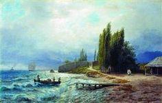 Landscape - Lev Lagorio