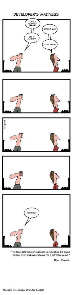 Keep rebuilding until the errors go away