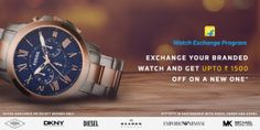 Flipkart Announces India's First Online 'Watch Exchange' in Partnership| The B2B Trade