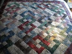 batik quilts with jelly rolls - Google Search