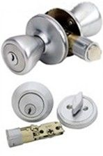 Brushed Stainless Steel - Keyed alike entrance lock and single cylinder deadbolt lock. Adjustable drive-in latch that fits both 2 & 2 back-sets.Includes 2 keys and installation instructions. Mobile Home Parts, Mike B, Deadbolt Lock, Local Hardware Store, 2 Keys, Back Doors, Door Locks, Installation Instructions, Brushed Stainless Steel