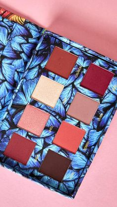 Venus 8 Color Matte Eyeshadow Palette – Hush