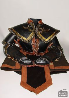 Zuko Armor by Dewbunch.deviantart.com on @DeviantArt