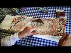 David Hockney shows his sketch book - YouTube Sketchbook Project, Art Sketchbook, Moleskine, David Hockney Art, Beautiful Sketches, Richard Diebenkorn, National Portrait Gallery, Creative Activities, Book Of Life