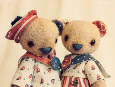 sailor bears<3