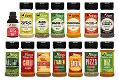 Avez-vous remarqué? En 2018, la marque d'épices bio Cook change de look! Nouveau logo, nouvelles couleurs sur les pots d'épices mais bien sûr, la qualité de produits reste identique et exceptionnelle! Pour cette occasion, je vous offre 10 lots gourmands d'une valeur de 300 €. Une occasion à ne pas rater! En vente dans les …