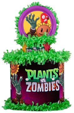 World of Pinatas - Plants Vs Zombies Pinata, $39.99 (http://www.worldofpinatas.com/plants-vs-zombies-pinata/)