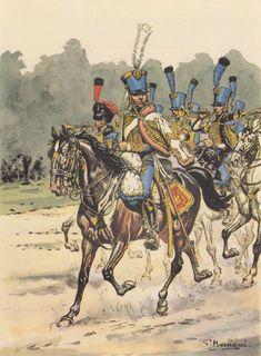 Ussari del 5 rgt. ussari