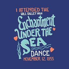 el baile del Encantamiento bajo el Mar