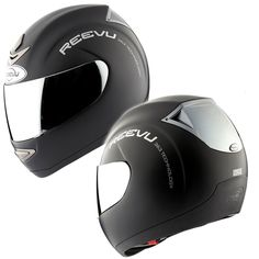Reevu first rear view helmet