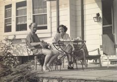 Reason to Live #145: To read every children's book ever illustrated by Garth Williams with a small child and love them all over again. (In photo: Williams and his wife Dorothea, shortly after their wedding, in 1945.)