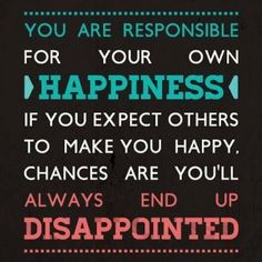 Happiness #quote..... Need to remember this!
