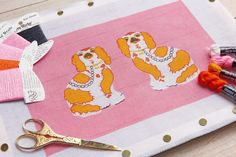The Glam Pad: Lycette Designs Is Bringing Needlepoint to the ...