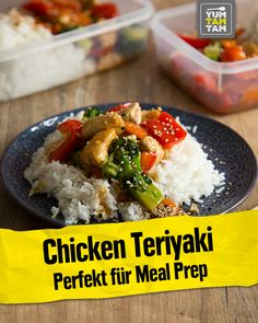 Asian Recipes, Mexican Food Recipes, Easy Healthy Recipes, Easy Meals, Summer Recipes, Fall Recipes, Teriyaki Chicken, Gym Food, Food Obsession