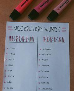Easy English Grammar, Teaching English Grammar, English Writing Skills, English Vocabulary Words, Learn English Words, English Phrases, Grammar And Vocabulary, English Language Learning, English Study