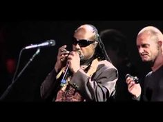 Fragile - Sting & Stevie Wonder; my two favorite male vocalist and one of my favorite Sting songs. I used to dance (to this song) with my son in my arms before putting him to bed at night.