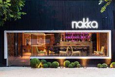 RESTAURANTE NAKKA - arquiteto Naoki Otake