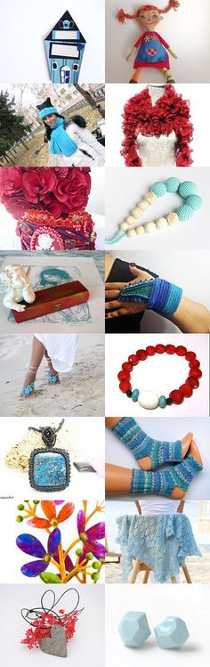 Warm and cold by Laura P. on Etsy--Pinned with TreasuryPin.com