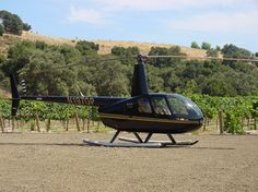 My R44 at Fess Parkers