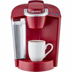 Keurig Coffee Maker Red Machine Filter K-cup Variety Pack Starbucks Lipton Enjoy Coffee Tea Hot Cocoa American Italian Automatic Cleaner Brewing Brewer Water Pod Coffee Makers, Coffee Pods, Coffee Beans, Drip Coffee, Coffee Company, Coffee Coffee, Coffee Shop, Up Auto, Green Mountain Coffee