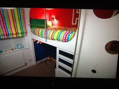 build bed over stair box google search 2 small box room cabin bed ...