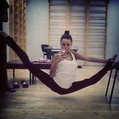 Trofimova rhythmic gymnastics, Dance