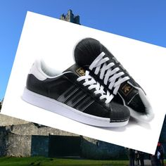 new product d7fca fc93c Black With Gold Logo Adidas Originals Adicolor Mens Shoes,Modern sneakers  up to 80%