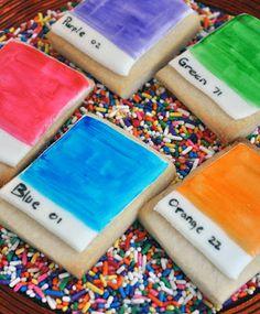 The Purple Pug: Hello Rainbow. DIY Dazzle. {Ridic + Real Party}