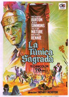 1953 - La túnica sagrada - The Robe - tt0046247