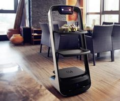 Buy VestaBot Pro Food Delivery Robot Waiter for Restaurants from VestaCookingRobot, your China Reliable Food Delivery Robot Supplier. Kitchen Robot, Drones, Delivery Robot, Robot Restaurant, Restaurant Delivery, Ancient Greek City, Intelligent Robot, Robotics Projects, Smart Robot