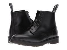 Dr. Martens 101 Brando 6-Eyelet Boot Boots Black Brando