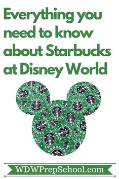 Looking for some better-than-resort-room-coffee while at Disney World? Read this to learn where you can snag your favorite Starbucks beverage at Disney World | #starbucks #disneyworld #disneyrestaurants