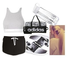 A fashion look from July 2015 featuring Topshop, sports bra and white and black shoes. Browse and shop related looks. Idol, Shoe Bag, Polyvore, Stuff To Buy, Shopping, Collection, Design, Women, Fashion