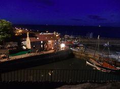 Outlander begins filming in Dysart, Fife - photo by @josiebuttons