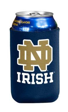 Notre Dame Fighting Irish Koozies
