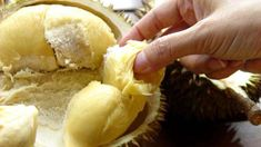 What does durian taste like?