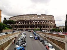 Colosseo in Roma, Lazio
