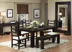Urban Woods - Palisades Dining Table at 2Modern
