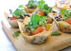 Super Bowl Party Food Ideas - Turkey Taco Cups - Click Pic for 40 Easy Super Bowl Snacks Meat Appetizers, Appetizers For Party, Appetizer Recipes, Dinner Recipes, Turkey Tacos, Living At Home, Keto, Mexican Food Recipes, Healthy Recipes