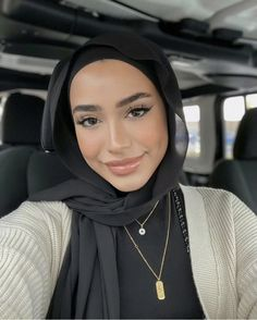Modest Fashion Hijab, Modern Hijab Fashion, Street Hijab Fashion, Muslim Women Fashion, Hijab Casual, Arab Fashion, Hijab Fashion Inspiration, Hijab Outfit, Mode Inspiration