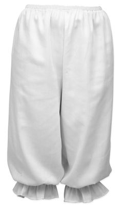 Deluxe Pantaloons $19.95