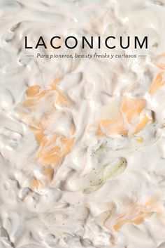 Proyecto Laconicum por los alumnos del Fashion Communication One Year Course - IED Madrid