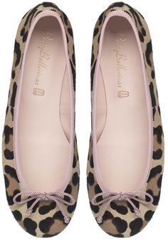 pretty ballerinas leopard