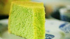Pandan Chiffon Cake   food for life tv   Video Recipes, Local Dishes, Kitchen Hacks