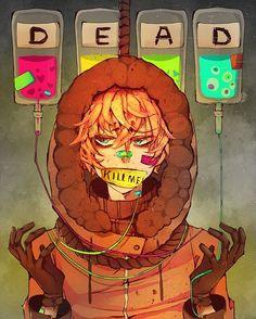 0d8e793b8b51a54e446d80e1c09b524c--kenny-from-south-park-south-park-anime.jpg (601×750)