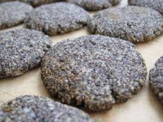 Citromos-mákos keksz zabkorpával | NOSALTY