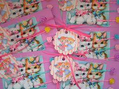 Party FavorsPretty Kitty Bobbie/Hair Pinsooak by KittyKatDance, $32.00