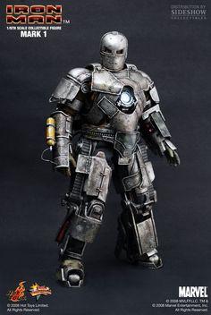 Iron Man Mark I / Sixth Scale Figure / Hot Toys / JCG